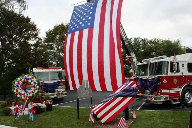 Center Moriches FD 9-11 Memorial