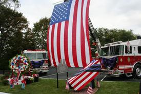 Center Moriches FD 9-11 Memorial