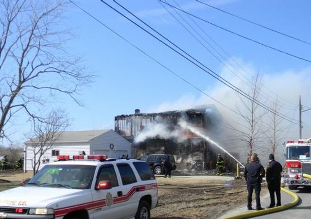 Center Moriches Fire Department