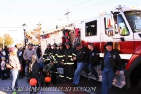 East Moriches Car Accident Halloween