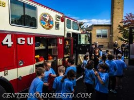 Scenes from 2016 Fire Prevention Week