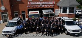 Thank You CMFD members for your service to the community ...